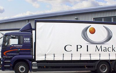 Signed – 5 year contract with CPI Mackays